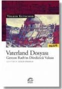Cover-Bild zu Kutscher, Volker: Vaterland Dosyasi