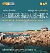 Cover-Bild zu Bannalec, Jean-Luc: Die große Bannalec-Box 2