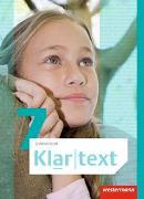 Cover-Bild zu Klartext / Klartext - Allgemeine Ausgabe 2015 für Gymnasien von Fox, Hiltrud