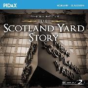 Cover-Bild zu Backhaus, Helmuth M.: Die Scotland Yard-Story (Audio Download)