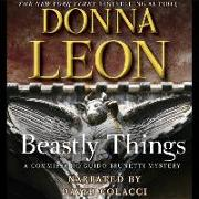 Cover-Bild zu Leon, Donna: Beastly Things