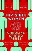Cover-Bild zu Invisible Women von Perez, Caroline Criado