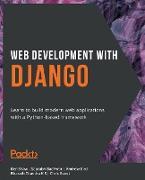 Cover-Bild zu Badhwar, Saurabh: Web Development with Django