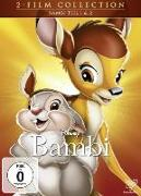 Cover-Bild zu Salten, Felix: Bambi & Bambi 2