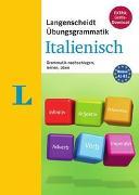 Cover-Bild zu Langenscheidt Übungsgrammatik Italienisch