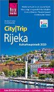 Cover-Bild zu Schetar, Daniela: Reise Know-How CityTrip Rijeka (Kulturhauptstadt 2020) mit Opatija