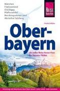Cover-Bild zu Köthe, Friedrich: Reise Know-How Reiseführer Oberbayern