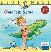 Cover-Bild zu Hänel, Wolfram: Conni am Strand