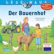 Cover-Bild zu Tielmann, Christian: LESEMAUS 76: Der Bauernhof