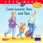 Cover-Bild zu Schneider, Liane: LESEMAUS 69: Conni besucht Oma und Opa