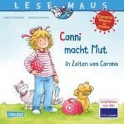 Cover-Bild zu Schneider, Liane: LESEMAUS 186: Conni macht Mut in Zeiten von Corona