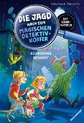 Cover-Bild zu Die Jagd nach dem magischen Detektivkoffer, Band 3: Hühnerdieb gesucht! von Stronk, Cally