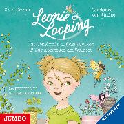 Cover-Bild zu Leonie Looping. Das Geheimnis auf dem Balkon & Das Abenteuer am Waldsee (Audio Download) von Stronk, Cally