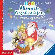 Cover-Bild zu 1-2-3 Minutengeschichten. Kunterbunte Weihnachten (Audio Download) von Stronk, Cally