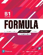 Cover-Bild zu Education, Pearson: Formula B1 Coursebook and Interactive eBook with key with Digital Resources & App