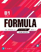 Cover-Bild zu Education, Pearson: Formula B1 Coursebook and Interactive eBook without Key with Digital Resources