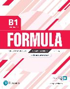 Cover-Bild zu Education, Pearson: Formula B1 Exam Trainer and Interactive eBook with Key, Digital Resources & App