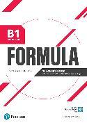 Cover-Bild zu Education, Pearson: Formula B1 Teacher's Book with Presentation Tool Digital Resources & App
