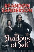 Cover-Bild zu Sanderson, Brandon: Shadows of Self: A Mistborn Novel