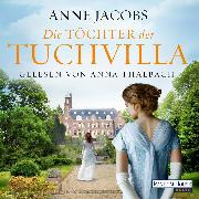 Cover-Bild zu Die Töchter der Tuchvilla (Audio Download) von Jacobs, Anne