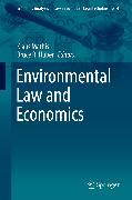 Cover-Bild zu Mathis, Klaus (Hrsg.): Environmental Law and Economics (eBook)