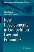 Cover-Bild zu Mathis, Klaus (Hrsg.): New Developments in Competition Law and Economics