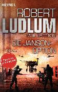 Cover-Bild zu Die Janson-Option (eBook) von Ludlum, Robert