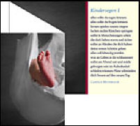 Cover-Bild zu Moosbach, Carola: Eschbach Grusskarten Kindersegen