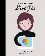 Cover-Bild zu Sanchez Vegara, Maria Isabel: Steve Jobs