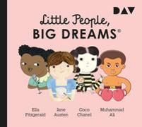 Cover-Bild zu Sánchez Vegara, María Isabel: Little People, Big Dreams® - Teil 2: Ella Fitzgerald, Jane Austen, Coco Chanel, Muhammad Ali