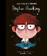 Cover-Bild zu Sanchez Vegara, Maria Isabel: Stephen Hawking