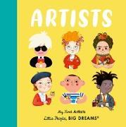 Cover-Bild zu Sanchez Vegara, Maria Isabel: Artists (eBook)