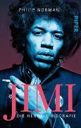 Cover-Bild zu JIMI von Norman, Philip