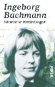 Cover-Bild zu Bachmann, Ingeborg: Sämtliche Erzählungen