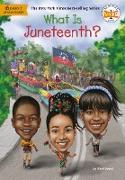 Cover-Bild zu What Is Juneteenth? (eBook) von Jewel, Kirsti