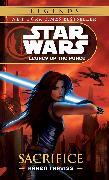Cover-Bild zu Traviss, Karen: Sacrifice: Star Wars Legends (Legacy of the Force)
