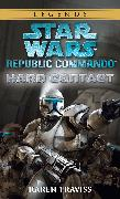 Cover-Bild zu Traviss, Karen: Hard Contact: Star Wars Legends (Republic Commando)
