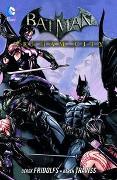 Cover-Bild zu Fridolfs, Derek: Batman: Arkham City