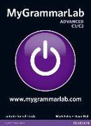 Cover-Bild zu MyGrammarLab Advanced (C1/C2) Student Book (no Key) and MyLab von Hall, Diane