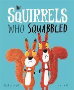 Cover-Bild zu Bright, Rachel: The Squirrels Who Squabbled