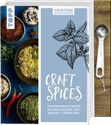Cover-Bild zu Gewürzmanufaktur Craft Spices. Buch mit Messlöffel-Set von Iburg, Anne