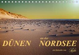 Cover-Bild zu Dünen - an der Nordsee (Tischkalender 2021 DIN A5 quer) von Roder, Peter