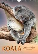 Cover-Bild zu Koala, kleiner Bär (Wandkalender 2021 DIN A4 hoch) von Roder, Peter