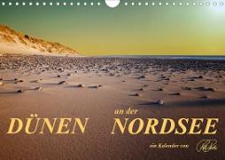 Cover-Bild zu Dünen - an der Nordsee (Wandkalender 2021 DIN A4 quer) von Roder, Peter