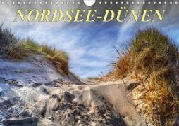 Cover-Bild zu Nordsee-Dünen (Wandkalender 2021 DIN A4 quer) von Roder, Peter