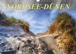 Cover-Bild zu Nordsee-Dünen (Wandkalender 2021 DIN A3 quer) von Roder, Peter