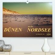 Cover-Bild zu Dünen - an der Nordsee (Premium, hochwertiger DIN A2 Wandkalender 2021, Kunstdruck in Hochglanz) von Roder, Peter
