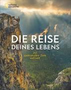 Cover-Bild zu Geographic, National: Die Reise deines Lebens
