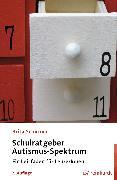 Cover-Bild zu Schulratgeber Autismus-Spektrum (eBook) von Schirmer, Brita