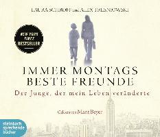 Cover-Bild zu Immer montags beste Freunde von Schroff, Laura